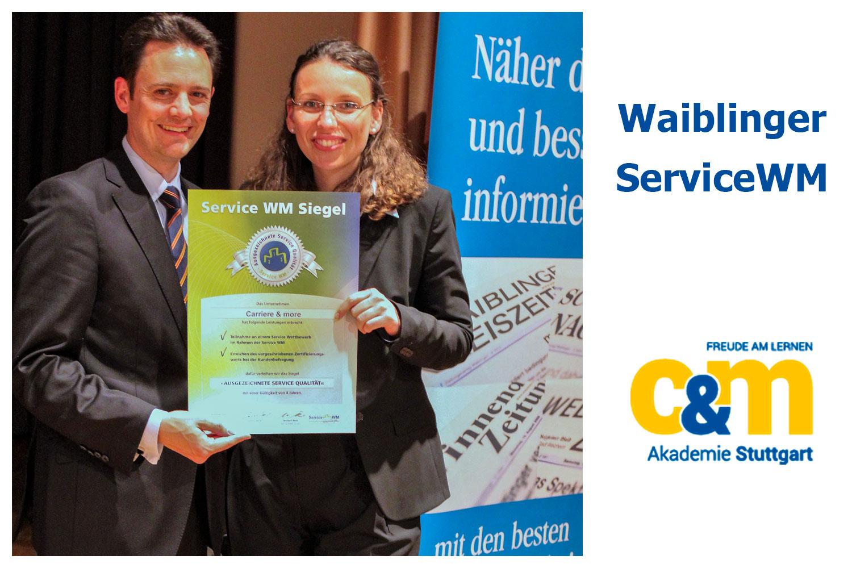 Simone und Jochen Stargardt Auszeichnung
